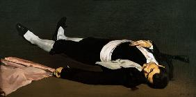 Manet, Edouard : The Dead Toreador