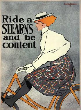 Ride a Stearns and be Content