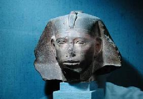 Head of King Djedefre, from Abu Roash, Old Kingdom