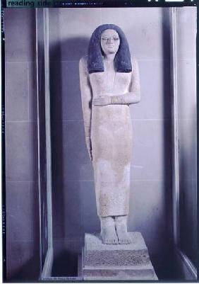 Statue of Nesa, Old Kingdom