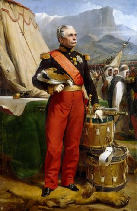 Count Jacques-Louis-Cesar-Alexandre de Randon (1795-1871) Marshal of France