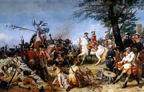 The Battle of Fontenoy, 11th May 1745