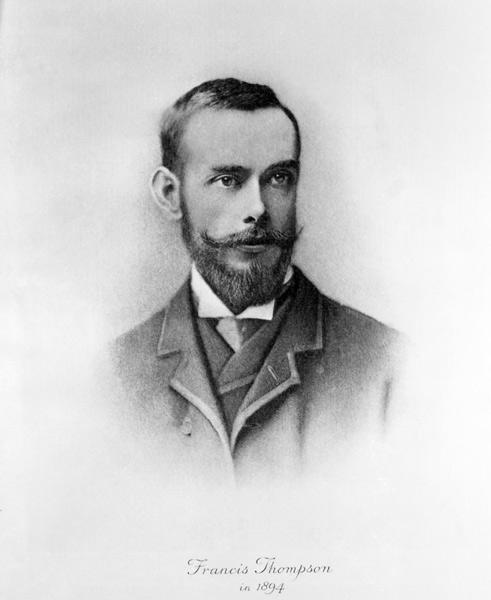 Francis Thompson; engraved by Emery Walker