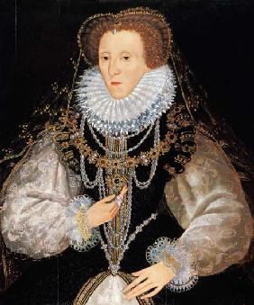 The Kitchener Portrait of Queen Elizabeth I (1533-1603)