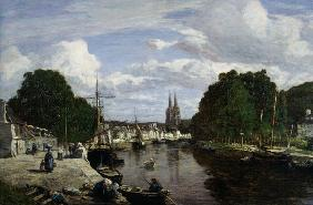 The Port at Quimper