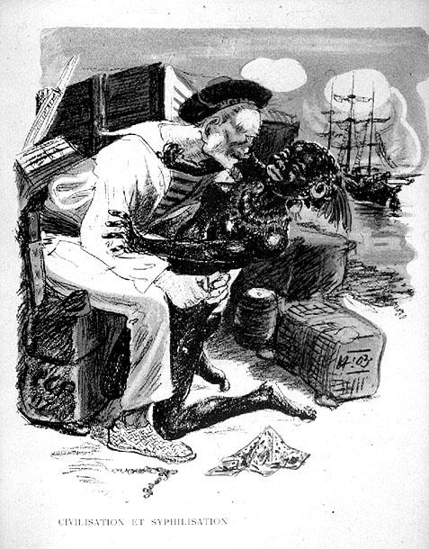 Civilisation et Syphilisation, p. 1863 e - Eugene Cadel en ...
