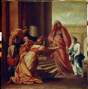 The Presentation of the Blessed Virgin Mary