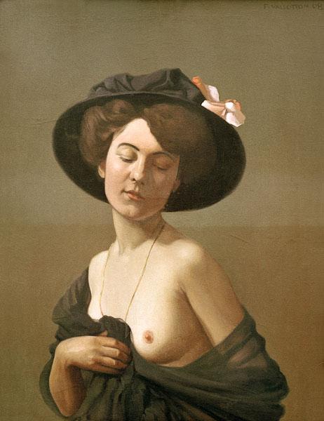 Reproducción impresa de  Lady in a Hat
