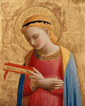 Virgin Annunciate, 1450-55