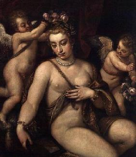 Venus and Cherubs