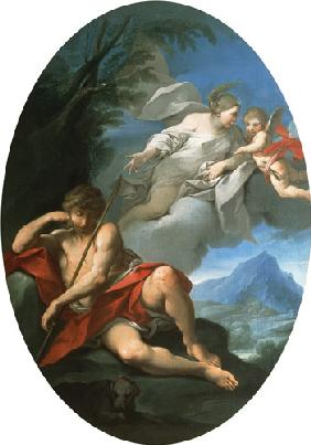 Diana and Endymion (pair of 78391)