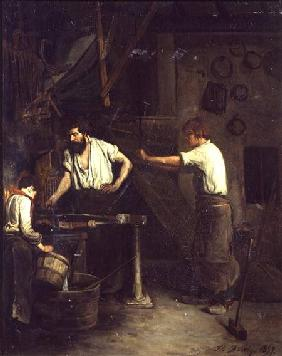The Blacksmiths, Memory of Treport