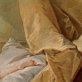 The Foot of Miss O''Murphy (study)