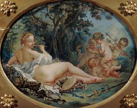 Boucher El Bano De Diana.Francois Boucher Impresiones Artisticas O Obras Pintadas A