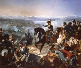 The Battle of Zurich, 25th September 1799