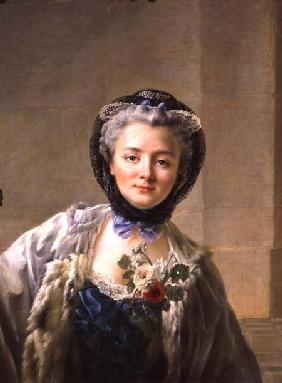 Portrait of Madame Drouais (c.1732-c.1815)