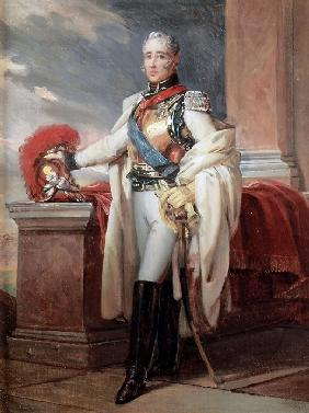 Charles-Philippe de France, Count of Artois (1757-1836)