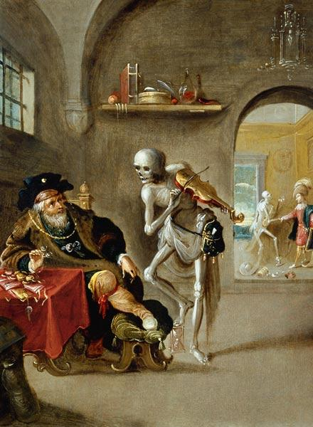 Francken d. J., Frans : The Dance of Death