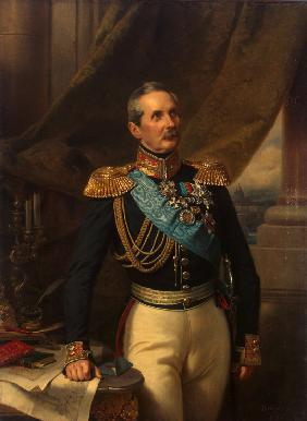 Portrait of Count Pyotr Kleinmichel (1793-1869)