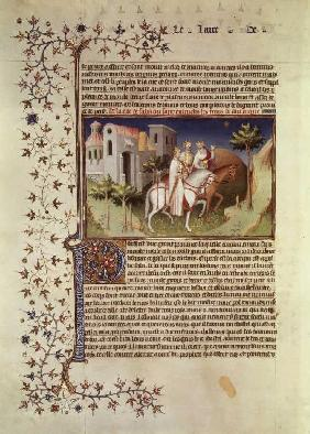 Procession of the saints three kings end book of t