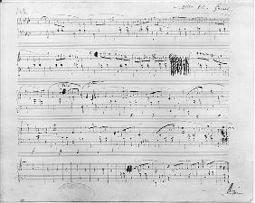 Ms.117, Waltz in F minor, Opus 70, Number 2, dedicated to Elise Gavard