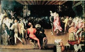 Ball at the Court of Valois