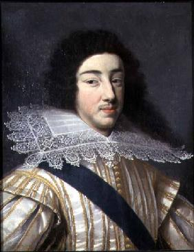 Portrait of Gaston d'Orleans (1608-60)
