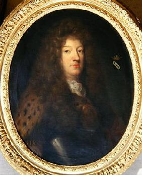 Louis d'Oger (1640-1716), Marquis de Cavoye (oil on canvas)