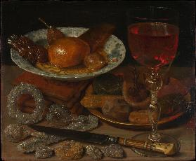 Still Life with Fruit and Sweetmeats