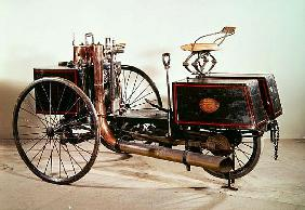 Dion-Bouton steam tricycle