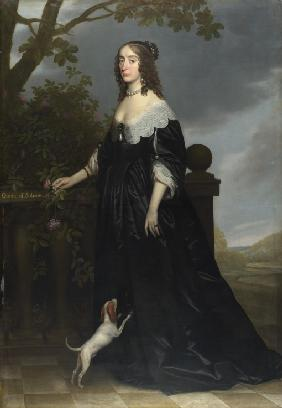 Elizabeth Stuart (1596-1662), Queen of Bohemia