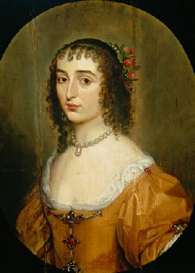 Elisabeth of the Palatinate (1618-1680), daughter