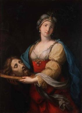 Salome with the head of St. John the Baptist (pair of 78387)