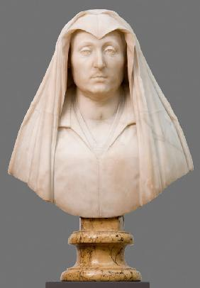 Bust of Camilla Barbadori, Mother of Pope Urban VIII Barberini