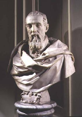 Bust of Antonio Barberini