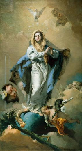 Immaculate Conception / Tiepolo/ 1767/69
