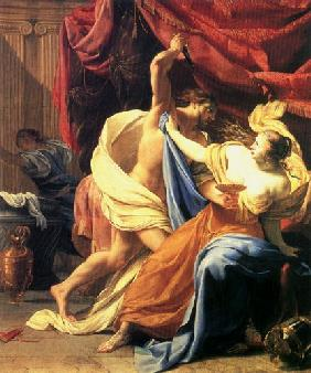 Lucretia and Tarquin
