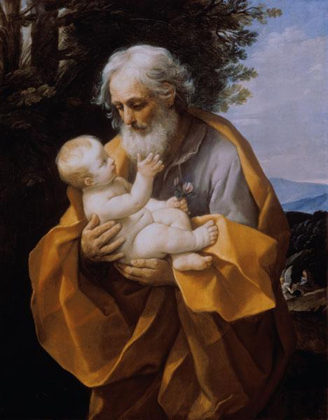 Saint Joseph with Infant Christ