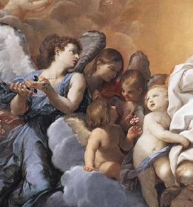 Reni/Assumption o.t.Virgin/Angels/c.1616