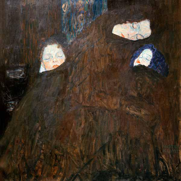 Mother with two children 1909/10