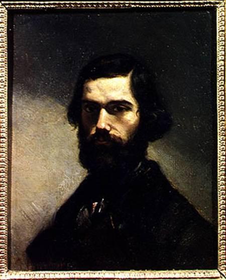 Reproducción impresa de  Portrait of Jules Valles (1832-85)