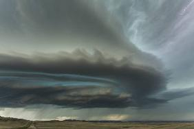 Huge supercell