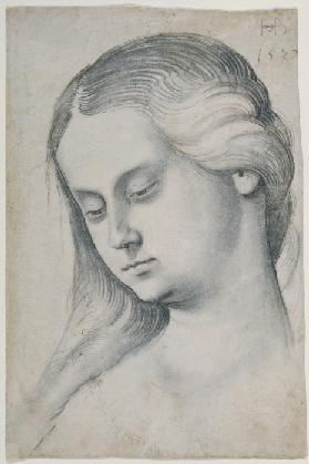 A womans bust