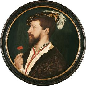 Portrait of Simon George of Cornwall