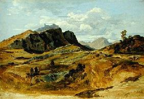 Landscape at Civitella
