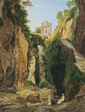 Ravine at Sorrento