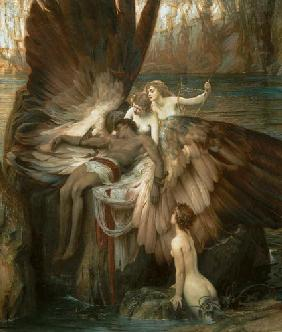 Draper, Herbert James : The Lament for Icarus
