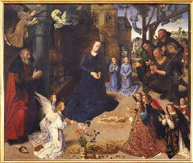 The Adoration of the Shepherds (The Portinari Triptych)