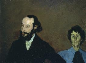 Charles Morice and his Wife?