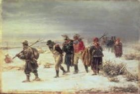 In the Year 1812 (The Retreat from Moscow)